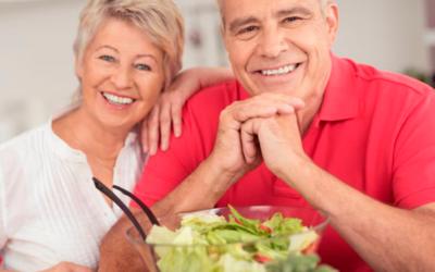Comer saludable después de los 50 años