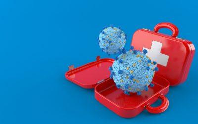 ¿Cómo preparar tu botiquín para el coronavirus?