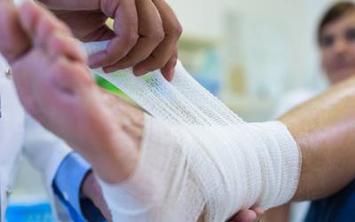 Cuidado de la incisión después de la cirugía