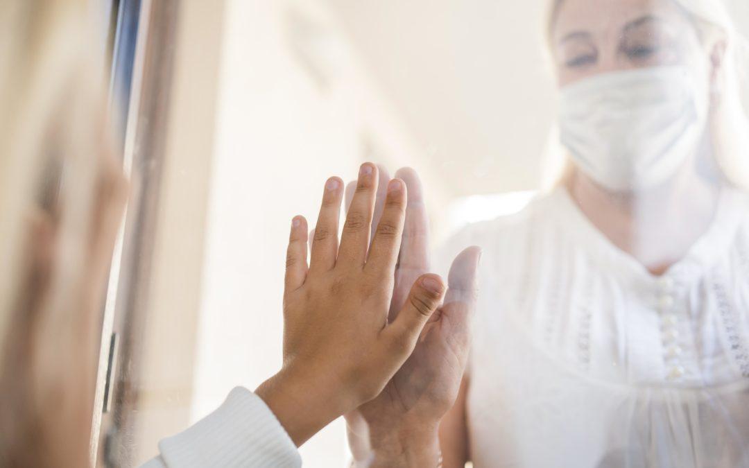 Cómo hacer frente a la soledad durante la pandemia de coronavirus